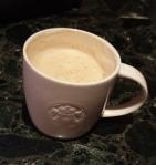 Vanilla Latte without the Vanilla
